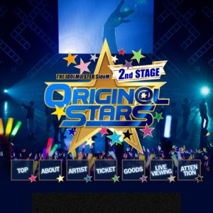 THE IDOLM@STER sideM 2nd STAGE ~ORIGIN@L STARS~ [Shining Side]