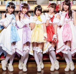 【11/11】合同定期公演「らぶどるーちぇ☆〜ラブリー×トィンクルの化学反応♡〜」