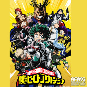 Anime Festival Asia Singapore 2016 2日目 My Hero Academia(MAIN STAGE)