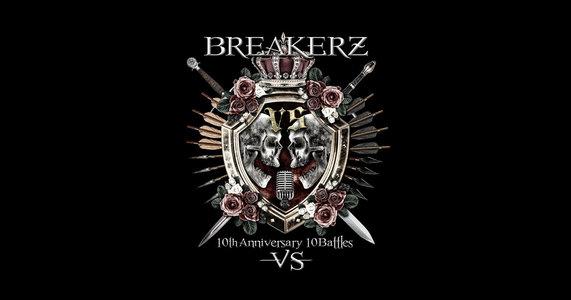 BREAKERZ 10周年10番勝負 -VS- Trignal