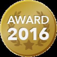 EVENTER AWARD 2016 受賞者バッジ